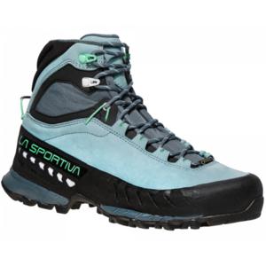 Shoes La Sportiva TX5 GTX Women Stone blue / jade green, La Sportiva