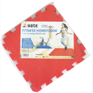 Mat Yate Fitness Homefloor SET 4 pcs / pack, Yate