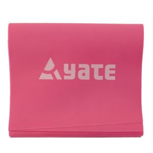 Fitband Yate 200x12cm medium solid / red, Yate
