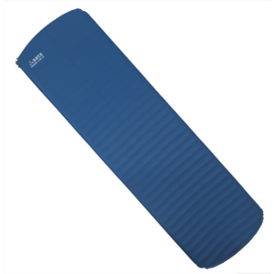 Self inflated sleeping pad YATE Trekker Stretch 3,8 blue / grey, Yate