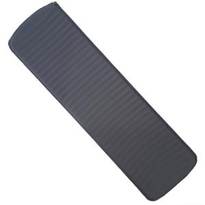 Self inflated sleeping pad YATE Trekker Stretch 3,8 blue / grey, Yate