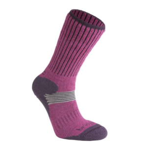 Socks BRIDGEDALE XC Classic Women Purple, bridgedale
