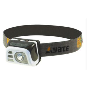Headlamp Yate Vega white SE00047