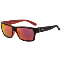 Sun glasses RELAX Formosa black red R2292E, Relax