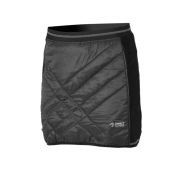Skirts Direct Alpine Tofana lady black / black, Direct Alpine