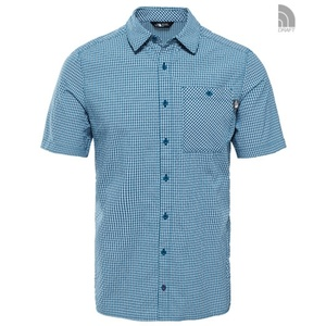 Shirts The North Face M S/S HYPRESS SHIRT CD5ZEYY, The North Face