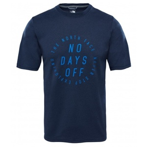 T-Shirt The North Face M MA GRAPHIC REAXION AMP CREW CE0P3ZX, The North Face