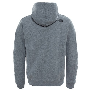 Sweatshirt The North Face M OPEN GATE FULL ZIP HOODIE CG46LXS, The North Face