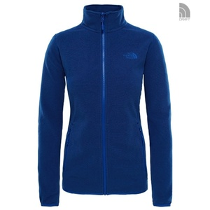 Sweatshirt The North Face W 100 GLACIER FULL ZIP 2UAU2US, The North Face