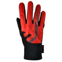 Gloves Silvini TIBER UA1125 red-charcoal, Silvini