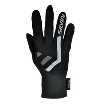 Gloves Silvini TIBER UA1125 black-charcoal, Silvini