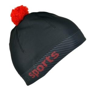 Headwear Silvini PALA UA1127 black-red, Silvini
