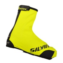 Cycling covers to boots Silvini ACUTO UA1141 neon-black, Silvini