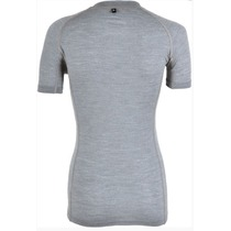 Women functional shirt Silvini Soane WT835 cloud-charcoal, Silvini