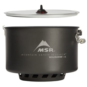 Cooker MSR WindBurner Group Stove System 10367, MSR