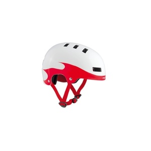 Children helmet MET YOYO flames / red / white, Met