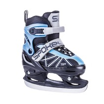 Skates winter I summer Spokey ZOOL adjustable, blue, Spokey