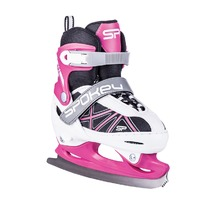 Skates winter I summer Spokey ZOOL adjustable, pink, Spokey