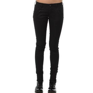 Pants Mavi Liv Black coated str, MAVI