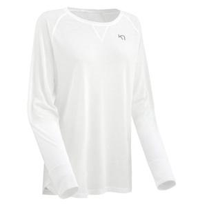 T-Shirt Kari Traa Maria Ls Bwhite, Kari Traa