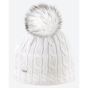 Knitted Merino cap Kama A121 100, Kama