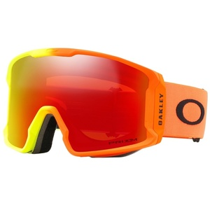 Ski glasses Oakley 2018 Team Oakley LM w / prizm Snow Torch OO7070-35, Oakley