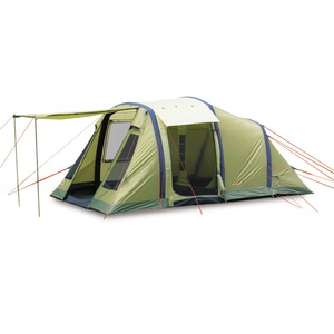 Family tent Pinguin Interval 6 Airtube Green, Pinguin