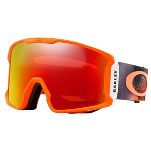 Ski glasses Oakley LM MysticFlow Org sharkskin w / prizmtorch OO7070-37, Oakley
