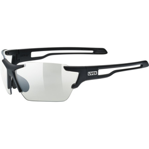 Sports glasses Uvex Sports Style 803 VARIO, Black Mat (2201), Uvex
