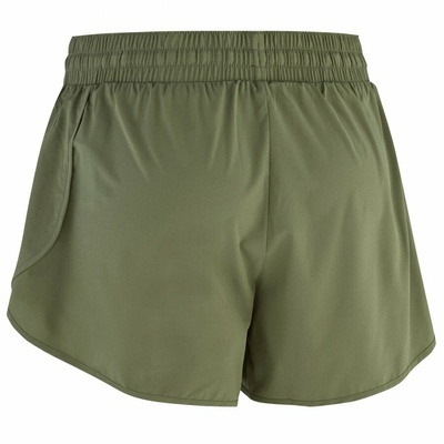 Women functional shorts Kari Traa Nora shorts 622838, green, Kari Traa