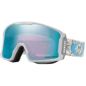 Ski glasses Oakley LM XM Camo Vine Snow w / prizm Saphr Irid OO7093-16, Oakley