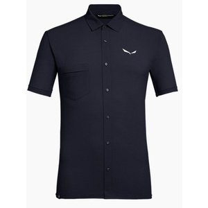 Shirts Salewa Puez MINICHECK 2 DRY M S/S SHIRT 27736-3980, Salewa