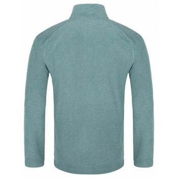 Men fleece sweatshirt Kilpi ALMERI-M light blue, Kilpi