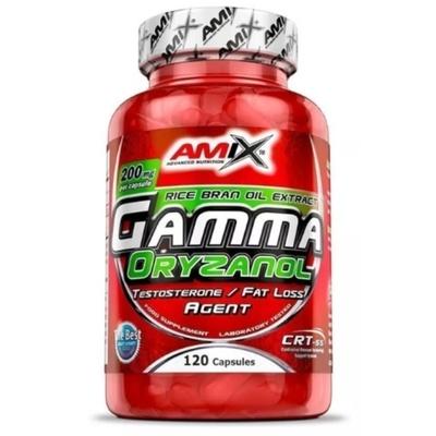 Amix Gamma Oryzanol 120 capsules, Amix