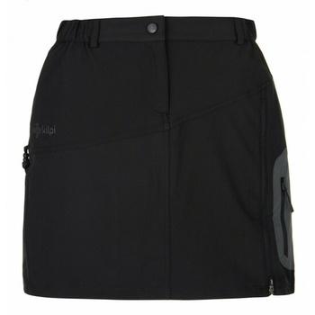 Women's outdoor skirt Kilpi ANA-W Black, Kilpi