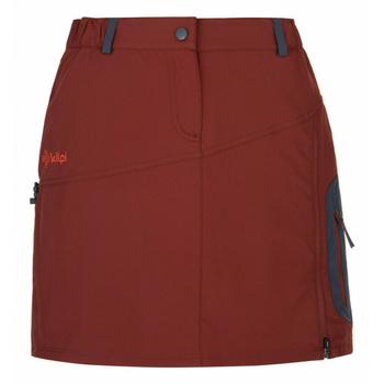 Women's outdoor skirt Kilpi ANA-W Red, Kilpi