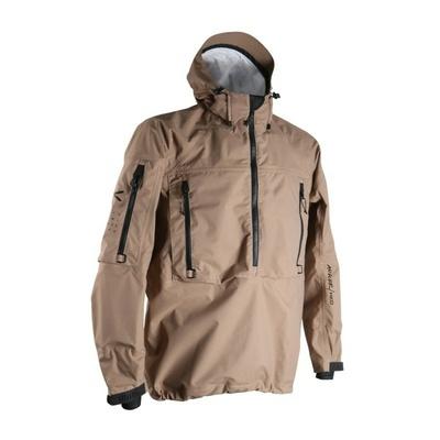 Fishing jacket Hiko ANGLER brown, Hiko sport