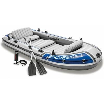 Boat Intex EXCURSION 5 SET 68325, Intex