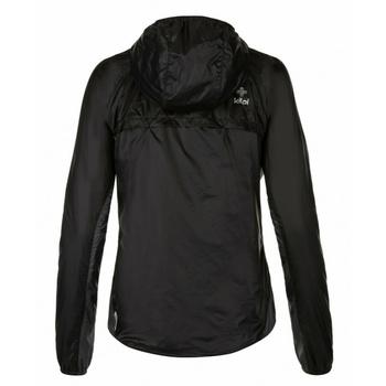 Women breathable jacket Kilpi AROSA-W Black, Kilpi