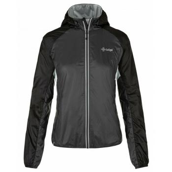 Women breathable jacket Kilpi AROSA-W Black