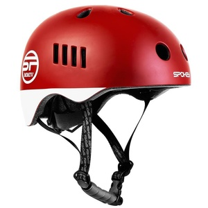 Junior helmet Spokey PUMPTRACK 58-61 cm white, Spokey