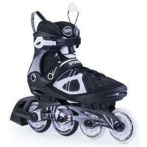 Roller fitness skates Spokey XCOOL black, Spokey