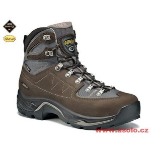 Shoes Asolo TPS Equalon GV dark brown/cendre/A744, Asolo