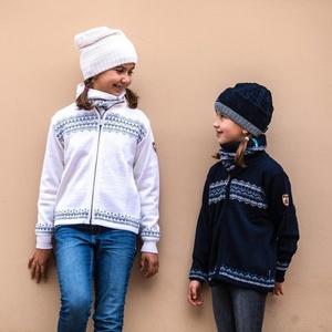 Children Merino sweater Kama 1011 100, Kama