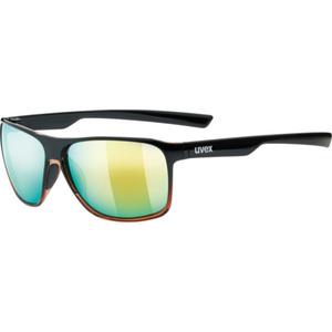 Sun glasses Uvex LGL 33 POLA Black Brown (2660), Uvex