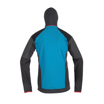 Men's softshell jacket Direct Alpine Mistral anthracite / ocean