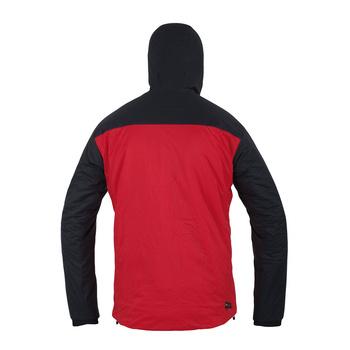 Jacket Direct Alpine feather Uniq brick / black, Direct Alpine