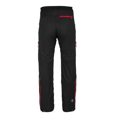 Waterproof trousers Direct Alpine Cyclone black/brick, Direct Alpine