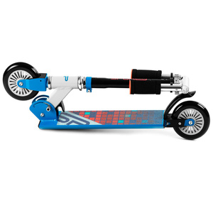 Scooter Spokey DUKE wheels 125 mm, blue, Spokey