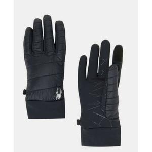 Gloves Spyder Women `s GLISSADE HYBRID 197030-001, Spyder
